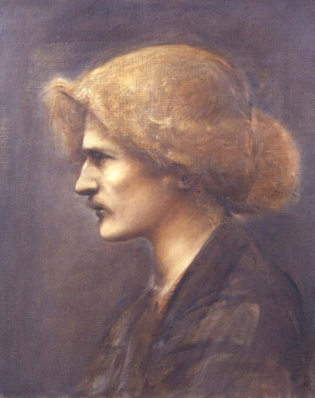 Paderewski - Edward Burne-Jones